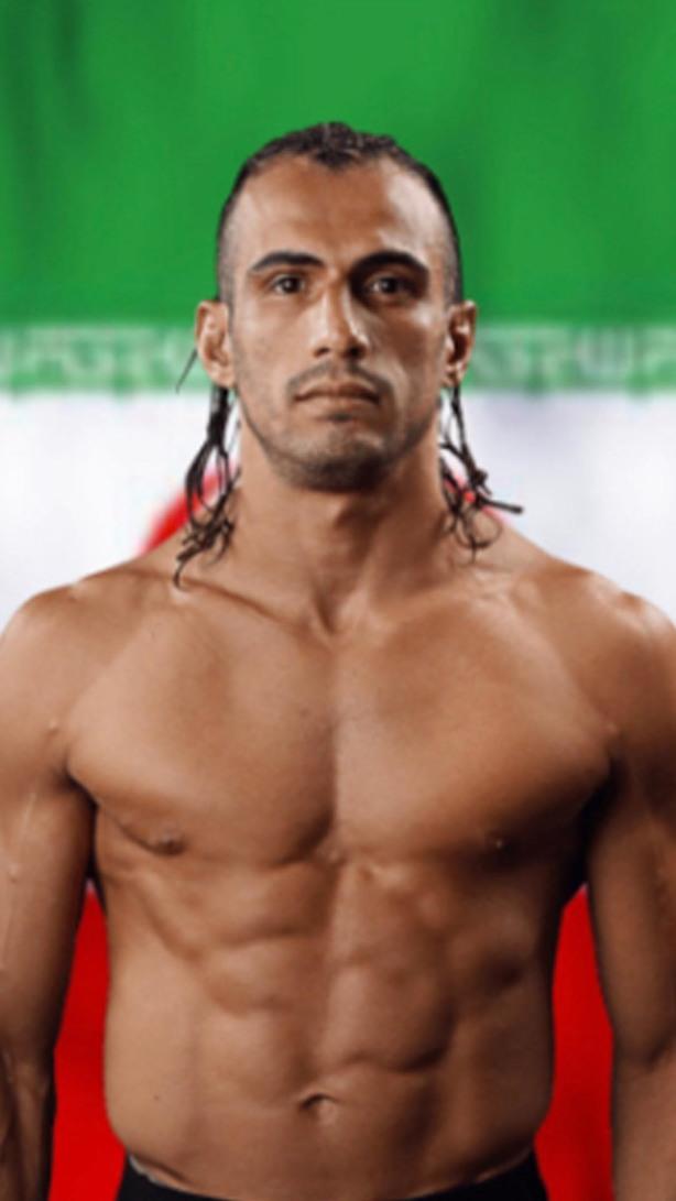 Ali Motamed - MMA Fighter